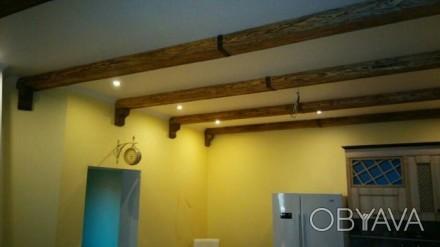 West Wood пропонує Декоративні дерев'яні балки, балки під старовину, Фальш-балки. Тячев, Закарпатская область. фото 1