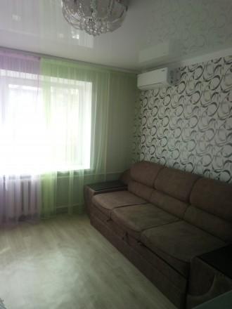 Почасово, посуточно красивая квартира в Бердянске. Бердянск. фото 1