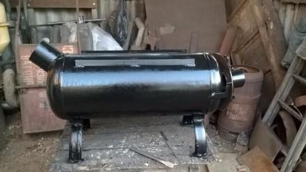 печь длительного горения с варочной поверхностью работает на дровах.(одной закла. Кривой Рог, Днепропетровская область. фото 3