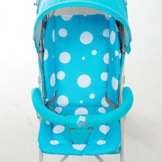 Матрасик-вкладыш в детскую коляску 4 цвета. Киев. фото 1