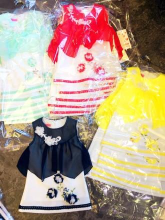 Платье для девочки Happy Kids Турция. Маріуполь. фото 1