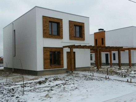 Продам дом в с. Крушинка (Васильковский р-н) 155м 5соток. Васильков. фото 1