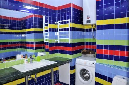 3-х комнатная квартира — 6 спальных мест 8 этаж/11 S≈100 м.кв Роскошные трех ко. Аркадия, Одесса, Одесская область. фото 10