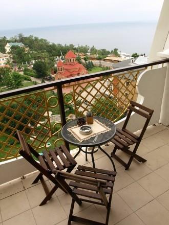 3-х комнатная квартира — 6 спальных мест 8 этаж/11 S≈100 м.кв Роскошные трех ко. Аркадия, Одесса, Одесская область. фото 6
