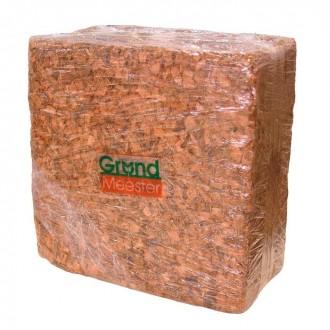 Кокосовый блок GrondMeester UNI100SS 100% чипса 5 кг. Винница. фото 1