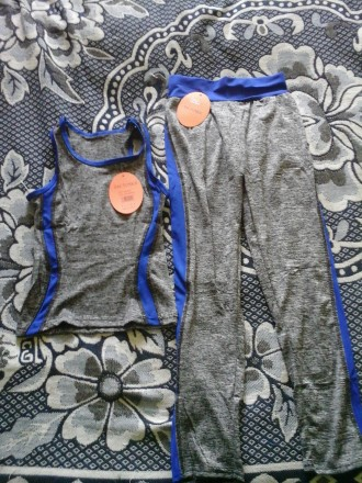 Комплект майка со штанишками. Мариуполь. фото 1