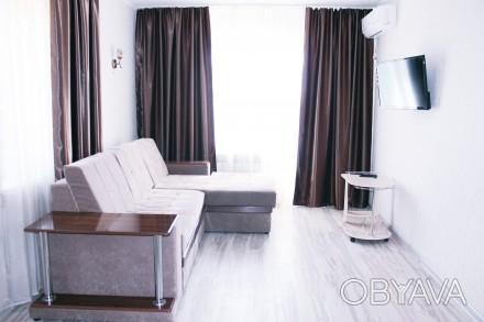 """Квартира класса """"люкс"""" для тех, кто любит тепло, уют и чистоту!  От собственни. Жовтневый, Мариуполь, Донецкая область. фото 1"""