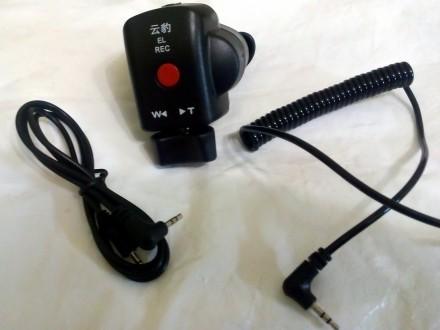 Пульт дистанционного управления для видеокамер Sony, Canon, Panasonic. Чернигов. фото 1