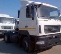 Новый седельный тягач МАЗ-5440С5-8580-000. Киев. фото 1