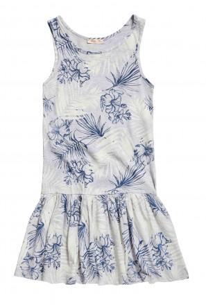 Летнее трикотажное платье для девочки Бренд Fox Израиль. Северодонецк. фото 1