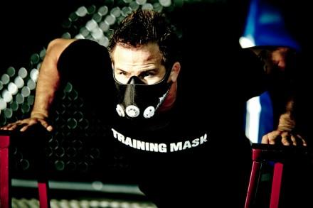 маска для тренувань і не тільки (Evelation Traning Mask 2.0). Львов. фото 1