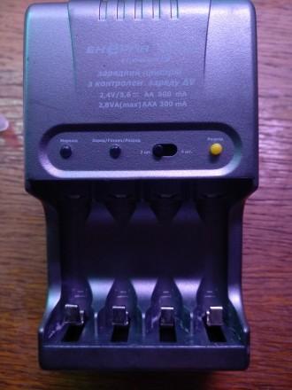 Зарядное устройство батареек, аккумуляторов Энергия EH -510. Запорожье. фото 1