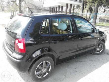 Продам отличный Volkswagen Polo, 2004 года, 1,4, BBY, 9N1. Белая Церковь. фото 1