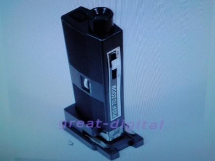 новый мини микроскоп 60Х-100Х 160х200. Киев. фото 1