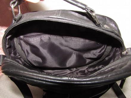 40994b2641bc Предлагаю Вашему вниманию сумку из натуральной кожи. Дно и плечевой ремень  ко. Запорожье,