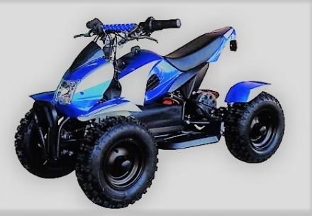 Продается Квадроцикл Электрический. Буча. фото 1
