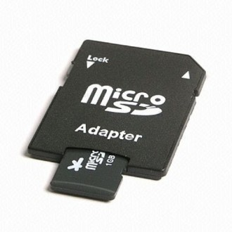 Адаптер SD - microSD. Южноукраинск. фото 1