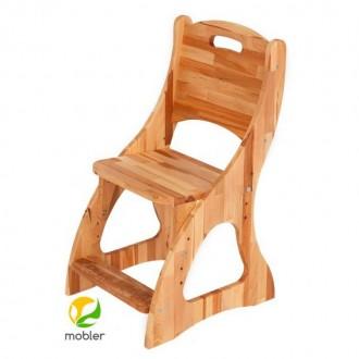 Детский регулируемый стул растишка Mobler с300. Киев. фото 1