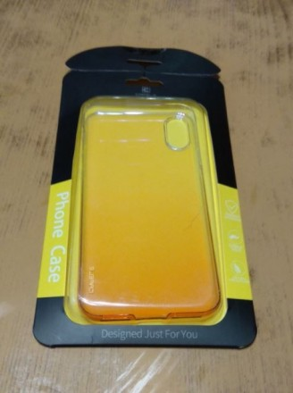 Чехол для Apple IPhone X, фотохромизм. Александрия. фото 1