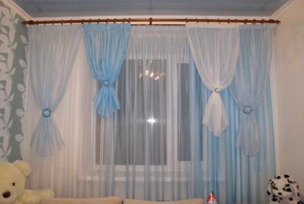 Заколка для штор, пластик, Турция. Цвет: серый. На фото в каких моделях можно пр. Днепр, Днепропетровская область. фото 4