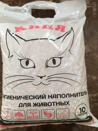 Гигиенический наполнитель для туалетов животных