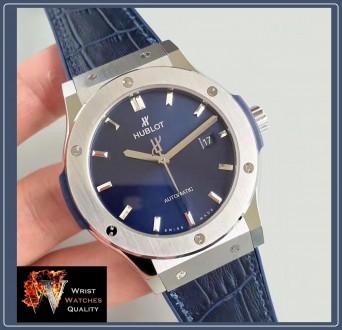 HUBLOT - Classic Fusion Automatic Blue Titanium - 45mm. Киев. фото 1