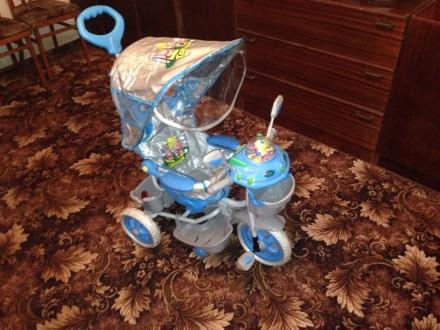 дитячий велосипед. Коломыя. фото 1