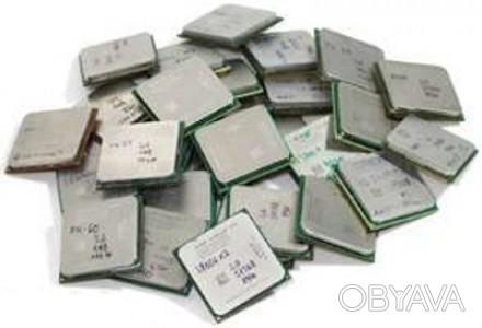 Продаю любьlе процессорьl Socket 370, 462, 478, 754, 775, 939, AM2 Все процессо. Киев, Киевская область. фото 1