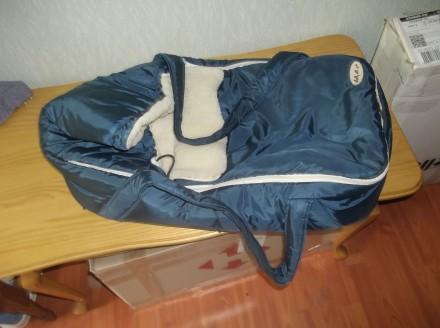 Продам детскую сумку-переноску. Кривой Рог. фото 1