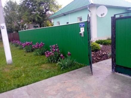 Продам свой дом с удобствами и евроремонтом.. Згуровка. фото 1