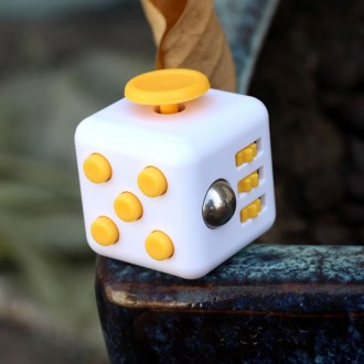 Fidget Cube. Подарок, игрушка. 5 цветов. Харьков. фото 1