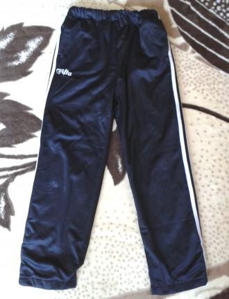 Теплые спортивные штаны. Змиев. фото 1