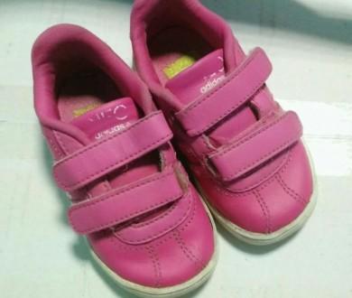 Кроссовки Adidas 14,5 см. Мариуполь. фото 1
