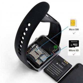 Умные наручные часы Smart Watch A1 - удобный и стильный гаджет, который сделает . Черкассы, Черкасская область. фото 5