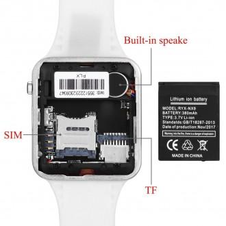 Умные наручные часы Smart Watch A1 - удобный и стильный гаджет, который сделает . Черкассы, Черкасская область. фото 8