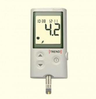 Глюкометр Dcont Trend -  новейшая система контроля сахара в крови.. Ужгород. фото 1