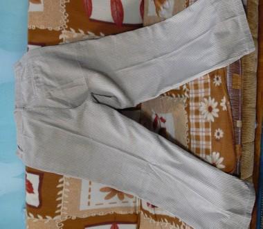 Продам новые вельветовые брюки MATINIQUE. Киев. фото 1