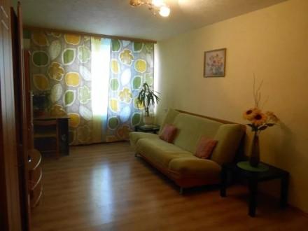 Сдам комнату, в 2-х комнатной квартире,без хозяев, на Киевской!  ДЛЯ 1-Й ДЕВУШКИ. Винница. фото 1