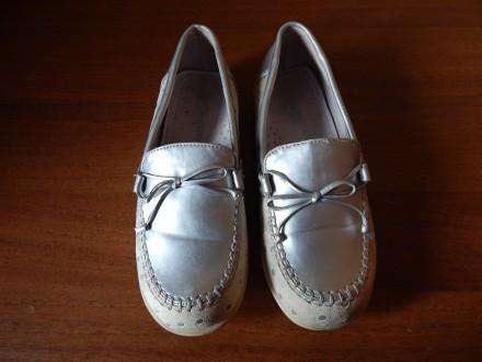 Мокасины  Антилопа 31 размер, туфли. Чернигов. фото 1