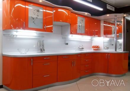 ᐈ Ferrariвід Kyxnilend кухня на замовлення крашений мдф від