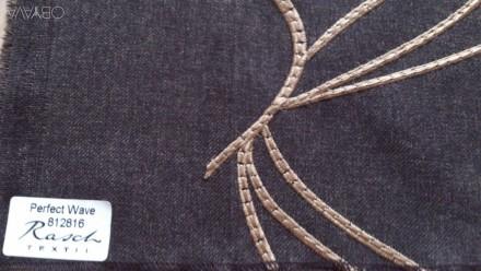 Отрез ткани Rasch textil, Германия. На небольшую римскую штору или на декоративн. Днепр, Днепропетровская область. фото 3