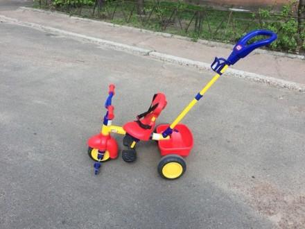 Детский велосипед little tikes. Чернигов. фото 1