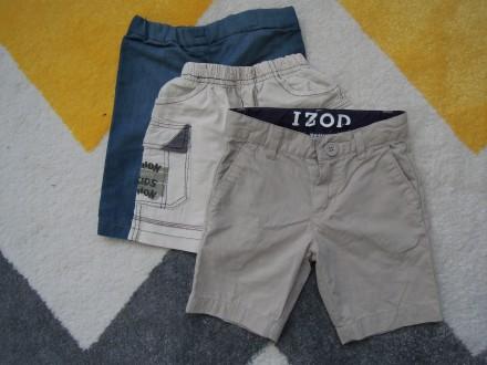 детcкие шорты IZOD. Сумы. фото 1