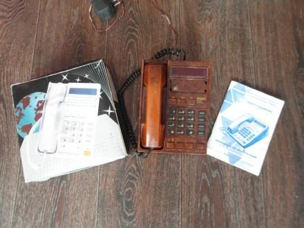Стационарный телефон САЙРИС 260 - ОПТИМА.. Ровно. фото 1