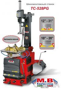 Шиномонтажный станок автоматический M&B Engineering ТС 528 (Италия) 10-31