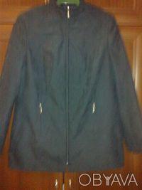 Куртка-ветровка-пиджак.. Одесса. фото 1