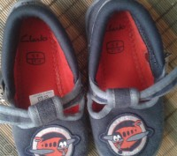 Продам туфельки из текстиля Clarks,р.21(5),по стельке 13 см,обули 3 раза сидя в . Чернигов, Черниговская область. фото 6