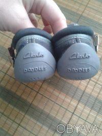 Продам туфельки из текстиля Clarks,р.21(5),по стельке 13 см,обули 3 раза сидя в . Чернигов, Черниговская область. фото 3