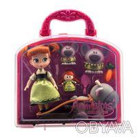 В наборе представлена мини кукла, точная копия большой куклы анимационной коллек. Запорожье, Запорожская область. фото 4