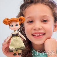 В наборе представлена мини кукла, точная копия большой куклы анимационной коллек. Запорожье, Запорожская область. фото 3